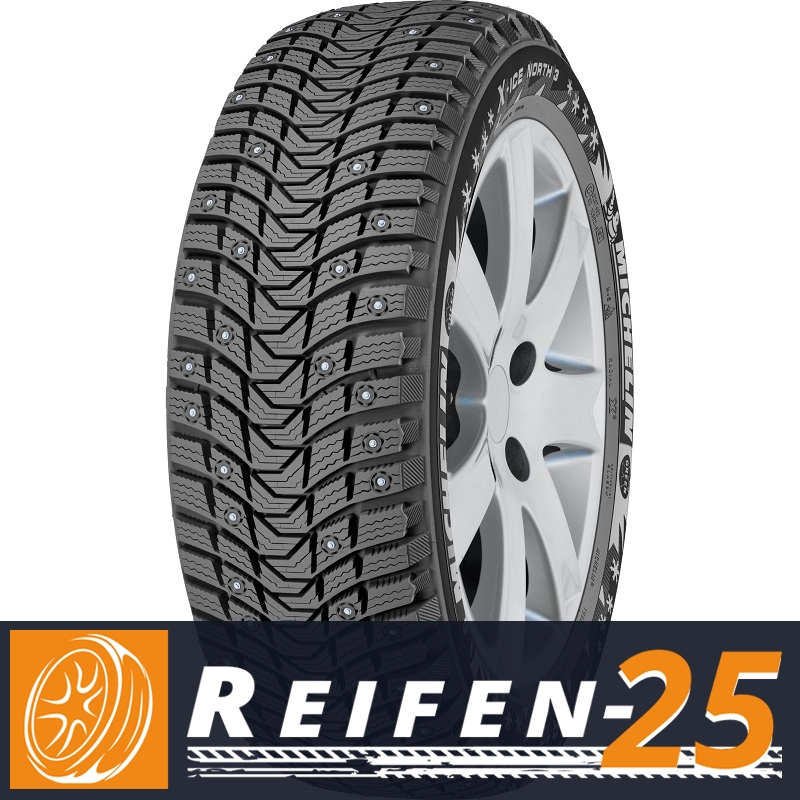 4x-Winterreifen-MICHELIN-X-ICE-NORTH-3-STUDDED-255-45-R18-103T-XL-XIN3