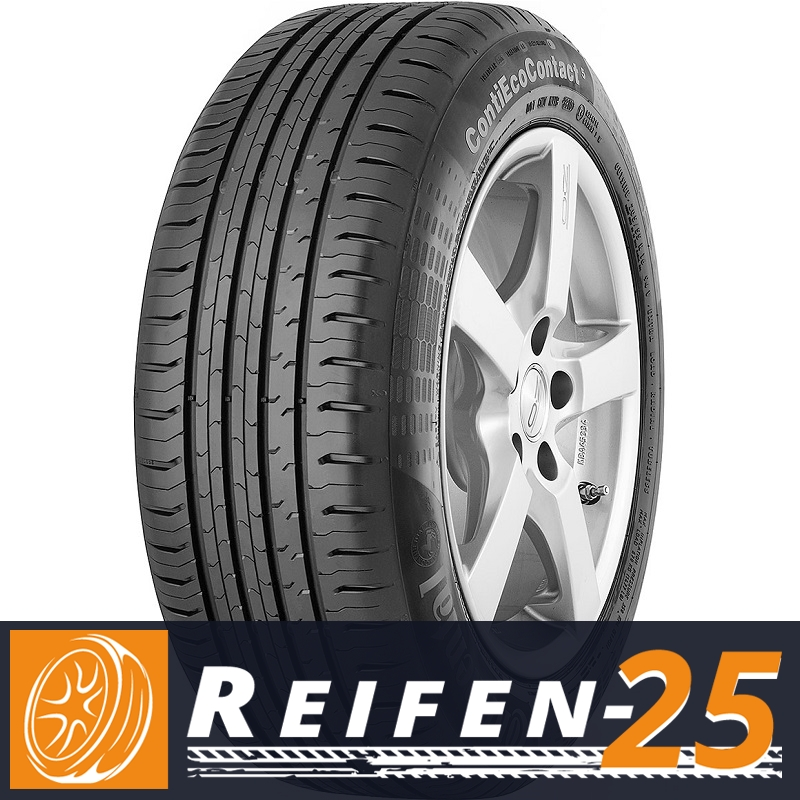 Sommerreifen-CONTINENTAL-ContiEcoContact-5-DOT14-225-55-R17-97-W-5